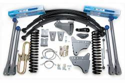 "F250 / F350 - 2005-2007 - BDS Suspension - BDS Suspension 8"" Long Arm Suspension Lift Kit 4 Link System for 2005-2007 Ford F250/F350 4WD pickup truck   -530H"