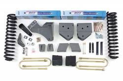 "F250 / F350 - 2008-2010 - BDS Suspension - BDS Suspension 6"" Suspension Lift Kit for 2008-2010 Ford F250/F350 4WD pickup truck - 558H"