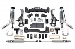 "FORD - 2009-12 Ford F150 - BDS Suspension - BDS Suspension 6"" Coil-Over Suspension Lift Kit System for 2009-2013 Ford F150 4WD pickup trucks - 573F"