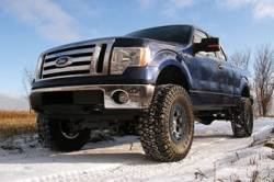 """BDS Suspension - BDS Suspension 6"""" Suspension Lift Kit System for 2009-2013 Ford F150 2WD pickup trucks  -577H - Image 3"""