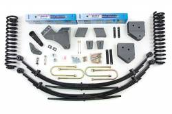 "FORD - 2005-14 Ford F250, F350 Super Duty - BDS Suspension - BDS Suspension 6"" Suspension Lift Kit for 2011-16 Ford F250/F350 4WD pickup trucks - 594H"