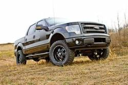 """BDS Suspension - BDS Suspension 4"""" Suspension Lift Kit System for 2009-2013 Ford F150 2WD pickup trucks  -599H - Image 2"""