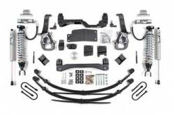 "Ram 1/2 Ton Pickup - 2006-2008 1500 - BDS Suspension - BDS Suspension 6"" Coil-Over Lift Kit for 2006 - 2008 Dodge Ram 1500 4WD 1/2 Ton Pickup - 624F"