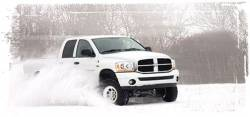 "BDS Suspension - BDS Suspension 6"" Coil-Over Lift Kit for 2006 - 2008 Dodge Ram 1500 4WD 1/2 Ton Pickup - 624F - Image 2"