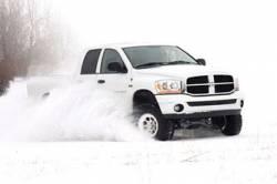 "BDS Suspension - BDS Suspension 6"" IFS Lift Kit for 2006 - 2008 Dodge Ram 1500 4WD 1/2 Ton Pickup - 624H - Image 3"