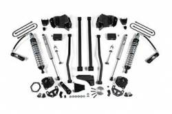 "Ram 1 Ton Pickup - 2009-2012 - BDS Suspension - BDS Suspension 6"" Performance Coil-Over System for 2009-2013 Dodge 2500 3/4 Ton & 2009-2012 3500 1 Ton 4WD Pickup including Mega Cab - 629F"