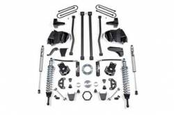 "Ram 1 Ton Pickup - 2009-2012 - BDS Suspension - BDS Suspension 8"" Performance Coil-Over System for the 2009-2013 Dodge 2500 3/4 Ton & 2009-2012 3500 1 Ton 4WD Pickup including Mega Cab - 632F"