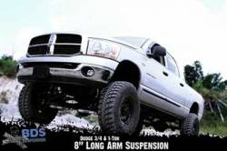 """BDS Suspension - BDS Suspension 8"""" Long Arm Kit for 2008 3/4 Ton & 1 Ton 4WD Pickup  -641H - Image 2"""