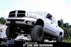 "BDS Suspension - BDS Suspension 8"" Long Arm Kit for the 2003 - 2007 3/4 Ton & 1 Ton 4WD Diesel Pickup - 653H - Image 3"