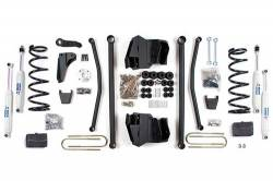 "Ram 3/4 Ton Power Wagon - 2005-2007 - BDS Suspension - BDS Suspension 4"" Long Arm Kit for 2005-07 Dodge Ram 2500 Powerwagon   -669H"