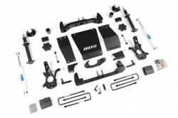 """4WD - 2014-2018 - BDS Suspension - BDS Suspension 6"""" Suspension Lift for 2014-2017 Chevy/GMC 1500 4wd - 710H"""