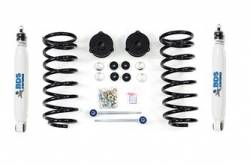 "TOYOTA - 2007-10 Toyota FJ Cruiser - BDS Suspension - BDS Suspension 3"" Suspension Lift Kit for 2010-2016 Toyota 4Runner 4WD and 2007-2014 Toyota FJ Cruiser - 809H"