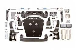 "Tundra 4WD - 2007-2015 - BDS Suspension - BDS Suspension 7"" lift kit for the 2007 - 2015 Toyota Tundra 2WD & 4WD Pickups - 813H"