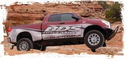 """BDS Suspension - BDS Suspension 7"""" lift kit for the 2007 - 2015 Toyota Tundra 2WD & 4WD Pickups - 813H - Image 4"""