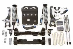 "Tacoma 4WD - 2005-2015 - BDS Suspension - BDS Suspension 2005-2015 Toyota Tacoma 4wd 6"" Coil-Over System - 815F"