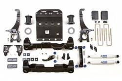 "Tacoma 4WD - 2005-2015 - BDS Suspension - BDS Suspension 2005-2015 Toyota Tacoma 4wd 6"" System  -815H"