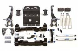 "Tacoma 4WD - 2005-2015 - BDS Suspension - BDS Suspension 2005-2015 Toyota Tacoma 4wd 4"" System  -816H"
