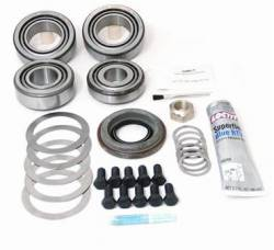 G2 Axle & Gear - Dana 30 Reverse Jeep Wrangler JK Front Master Installation Kit With Timken Bearings - By G/2 Gear & Axle - G/235-2050