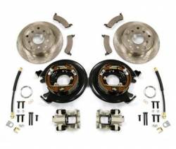 G2 Axle & Gear - G2 Disc Brake Conversion Kit for Dana 35, Chysler 8.25 & Dana 44 - Fits Years 91-06 Jeep Wrangler YJ TJ LJ & Cherokee XJ - 96-2049-DB