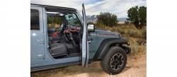GraBars - Front GraBars For 07-18 Jeep Wrangler JK's (ALL MODELS) - (HARD MOUNT SOLID GRAB HANDLES) - 1001 - Image 4