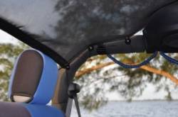 GEARSHADE - FullShade Jeep Wranlger JK 2 Door 07-15 GearShade Pocket Top   -FSJK - Image 4