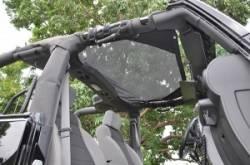 GEARSHADE - HalfShade Jeep Wrangler JK 2 Door 07-15 GearShade Pocket Top -HSJK - Image 2