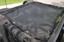 GEARSHADE - HalfShade Jeep Wrangler JK 2 Door 07-15 GearShade Pocket Top -HSJK - Image 3