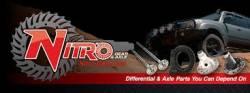 Nitro Gear & Axle - FJ60 & FJ62 Land Cruiser HD Nitro 4340 Chromoly Birfield Kit With Axles, 1981 & Up 30/30 Spline by Nitro Gear & Axle -AXTBIRF-FJ60KIT - Image 4