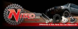 "Nitro Gear & Axle - 1991-1997 Land Cruiser FJ80 FZJ80 RH Inner Axle Shaft 4340 Chromoly (Short Side) 17 3/4"" by Nitro Gear & Axle - AXTFJ80-RH - Image 2"
