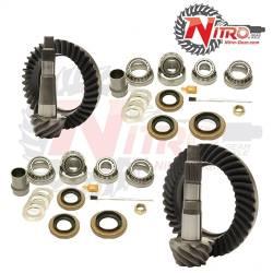 Gear Change Packages - Nissan - Nitro Gear & Axle - Nitro Gear Package Kit Nissan Patrol & Safari (GU/GQ & Y60/Y61) Choose Ratio  -GPPATROL-1-SELECT