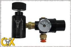 OX Locker - Shifters - OX Locker - OX LOCKER AIR KIT CO2 REGULATOR ASSEMBLY   -OX-A-C02