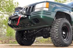 Rough Country - Rough Country 93-98 Jeep ZJ Grand Cherokee Winch Mounting Plate - Image 3