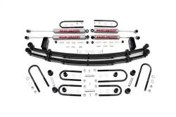 "CHEVY / GMC - 1973-76 Chevy / GMC 1/2 Ton Pickup - Rough Country - Rough Country 1973-1976 Chevy / GMC 4wd 1500 Pickup / SUV 2"" Suspension Lift Kit - 105.20"