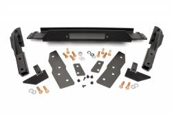 Winches & Recovery Gear - Winch Plates - Rough Country - Rough Country 99-04 Jeep WJ Grand Cherokee Winch Mounting Plate    -1064