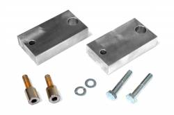 "Jeep LJ Wrangler 04-06 - Suspension Build Components - Rough Country - Rough Country 87-06 Jeep Wrangler YJ / TJ / LJ 1"" Motor Mount Lift Kit - 1156"