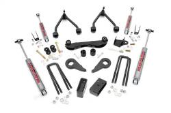 "1988-98 Chevy / GMC 1/2 Ton Pickup - Rough Country - Rough Country - Rough Country Chevy 1988-1999 Chevy/GMC 1500 Pickup / SUV 2-3"" Suspension Lift Kit *Choose Shocks*   -165.20-165P"