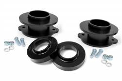 "CHEVY / GMC - 2002-09 Chevy / GMC Trailblazer / Envoy - Rough Country - Rough Country 2002-2007 Chevy / GMC 4wd/2wd Trailblazer / Envoy 2"" Leveling Lift Kit - 289"