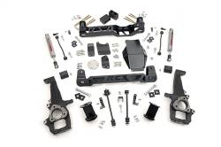 "DODGE - 2006-08 Dodge 1/2 Ton Pickup - Rough Country - Rough Country 2006-2008 Dodge Ram 4WD 1500 6"" Suspension Lift Kit - 327S"