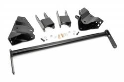 "FORD - 1999-04 Ford F250, F350 Super Duty - Rough Country - Rough Country 2.5"" Suspension Lift Kit for Ford 1999-2004 F250 / F350 Super Duty - 511-51130"
