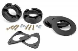"1998-13 Ford Expedition - Rough Country - Rough Country - Rough Country 2.5"" Leveling Suspension Lift Kit for Ford 2003-2013 Expedition - 585"