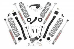 """Jeep JK Wrangler 07+ - Rough Country - Rough Country - Rough Country 2007 - 2017 Jeep JK Wrangler 3.5"""" Suspension Lift Kit *Choose Model* - 608S-609S"""