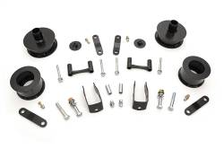 """Jeep JK Wrangler 07+ - Rough Country - Rough Country - Rough Country 2007 - 2017 Jeep JK/JKU Wrangler 2.5"""" Suspension Lift Kit *Choose Shock Option* - 656-657"""
