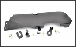 Undercarriage Armor - Jeep Wrangler JK 07-PRESENT - Rough Country - Rough Country Jeep Wrangler JK 07-17 *2 DOOR* Gas Tank Skid Plate - 794