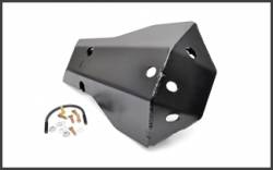 Undercarriage Armor - Jeep Wrangler JK 07-18 - Rough Country - Rough Country Jeep Wrangler JK 07-16 Dana 30 Front Differential Skid Plate - 797