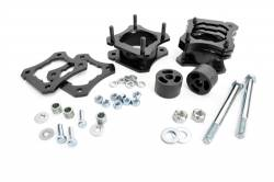 "TOYOTA - 2007-14 Toyota Tundra - Rough Country - Rough Country 2.5""-3"" Leveling Suspension Lift Kit for 07-19 Toyota Tundra - 870-23031"