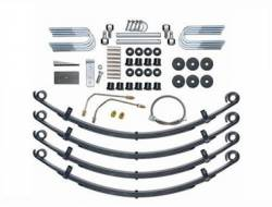 "Suspension Lift Kits - Jeep Wrangler YJ 87-95 - Rubicon Express - Rubicon Express STANDARD KIT 87-95 Jeep Wrangler YJ 2.5"" (NO SHOCKS)   -RE5505-NS"