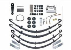 "Suspension Lift Kits - Jeep Wrangler YJ 87-95 - Rubicon Express - Rubicon Express STANDARD KIT 87-95 Jeep Wrangler YJ 4.0"" (NO SHOCKS)   -RE5515-NS"