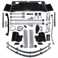 "Suspension Lift Kits - Jeep Cherokee XJ 84-01 - Rubicon Express - Rubicon Express EXTREME-DUTY LONG ARM KIT 84-01 Jeep Cherokee XJ 5.5"" (NO SHOCKS)"