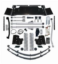 "Suspension Lift Kits - Jeep Cherokee XJ 84-01 - Rubicon Express - Rubicon Express EXTREME-DUTY LONG ARM KIT 84-01 Jeep Cherokee XJ 7.5"" (NO SHOCKS)"