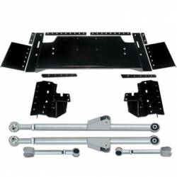 Suspension Build Components - Long Arm Upgrades & Control Arms - Rubicon Express - Rubicon Express EXTREME-DUTY LONG ARM UPGRADE KIT XJ 84-01 Jeep Cherokee   -RE6330
